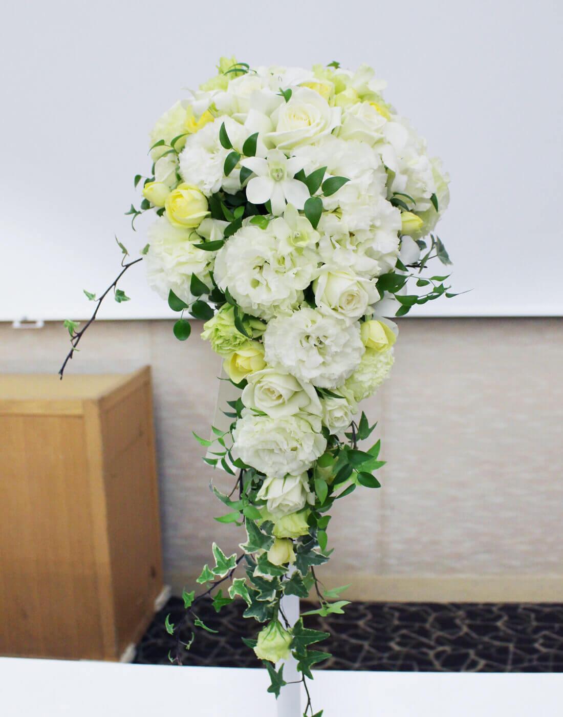 花はるのウエディングブーケ13