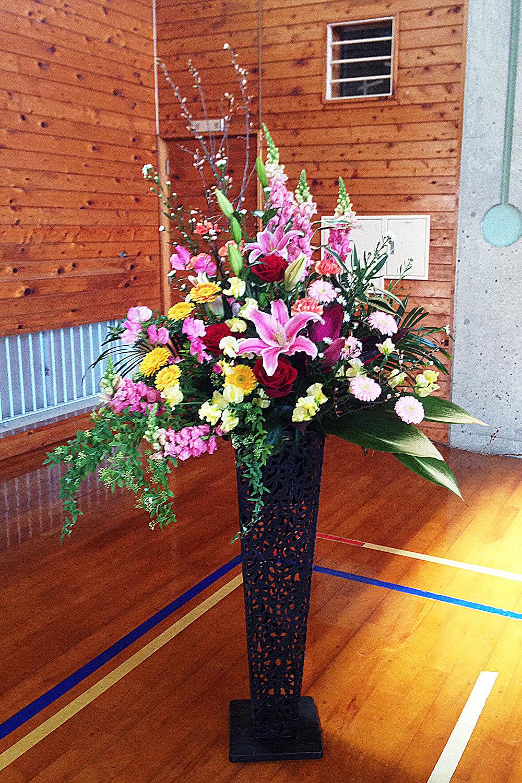 花はるのイベント用装飾花10