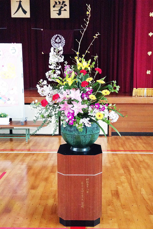 花はるのイベント用装飾花7