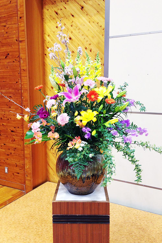 花はるのイベント用装飾花5