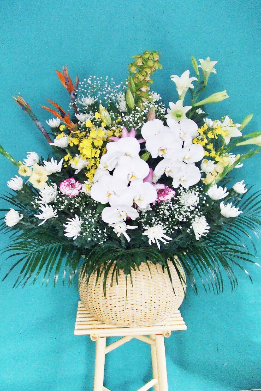 花はるの葬式用の供花9