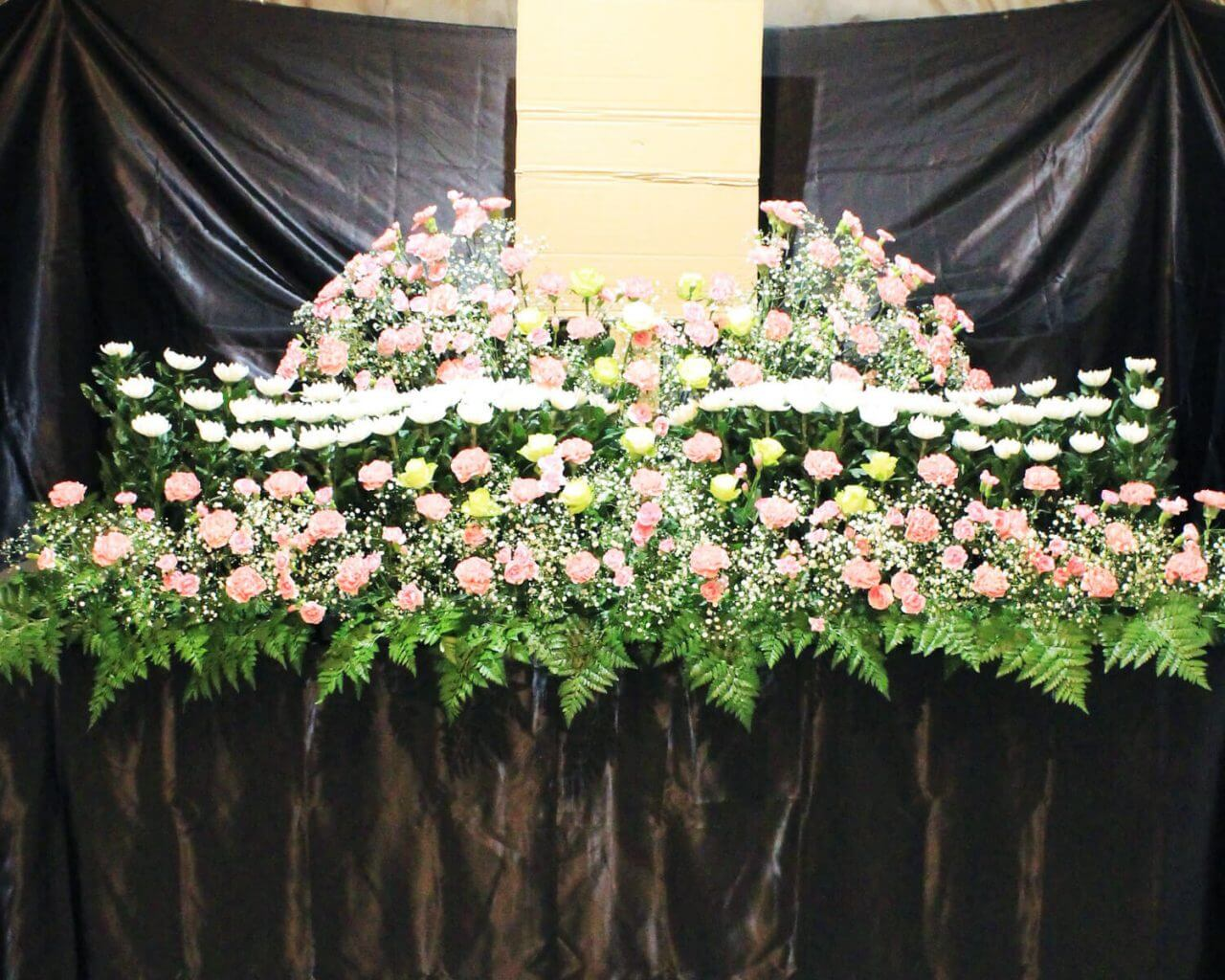 花はるの葬式用の供花4