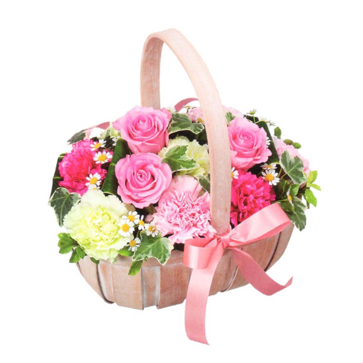 花はるのプレゼント用祝い花6