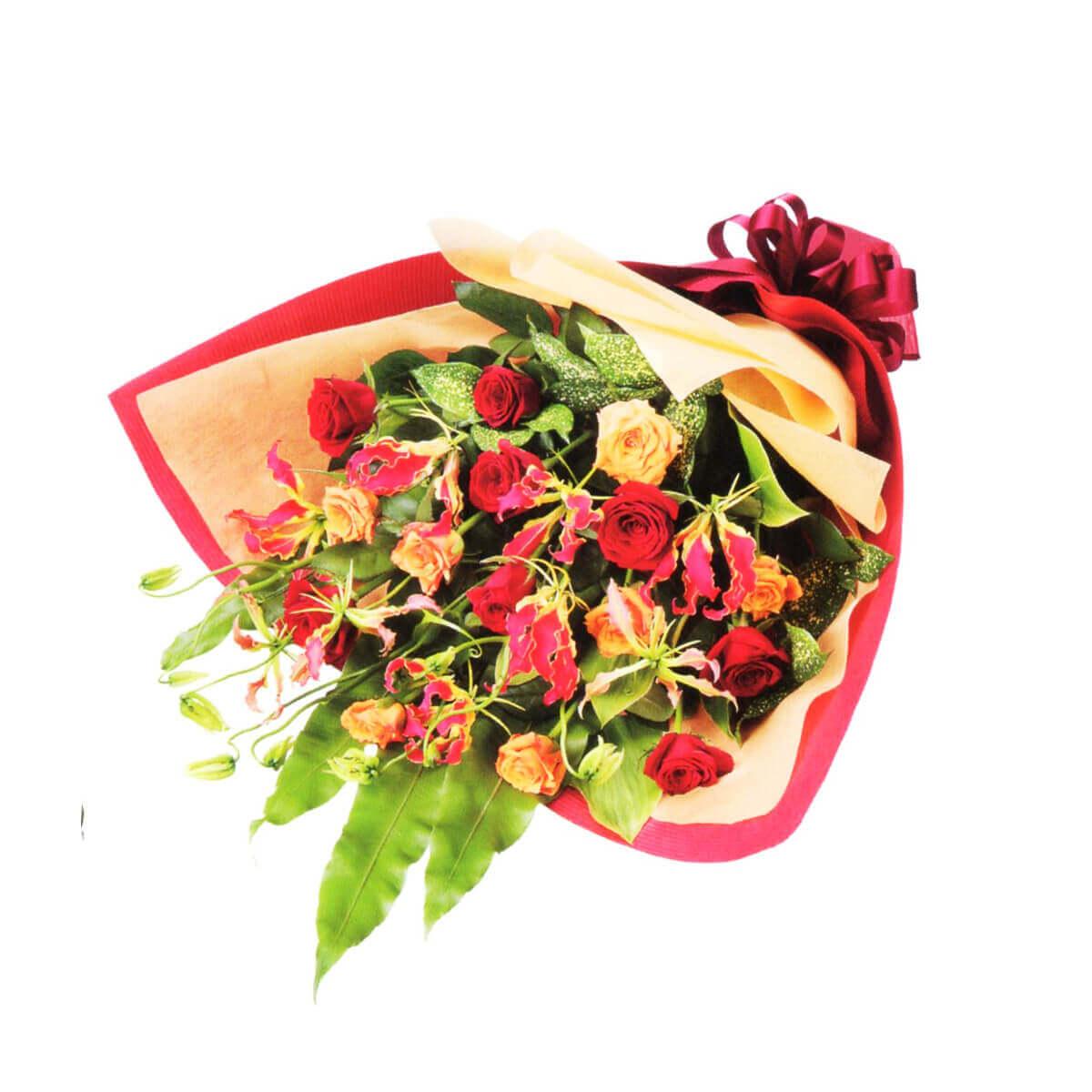 花はるのプレゼント用花束14