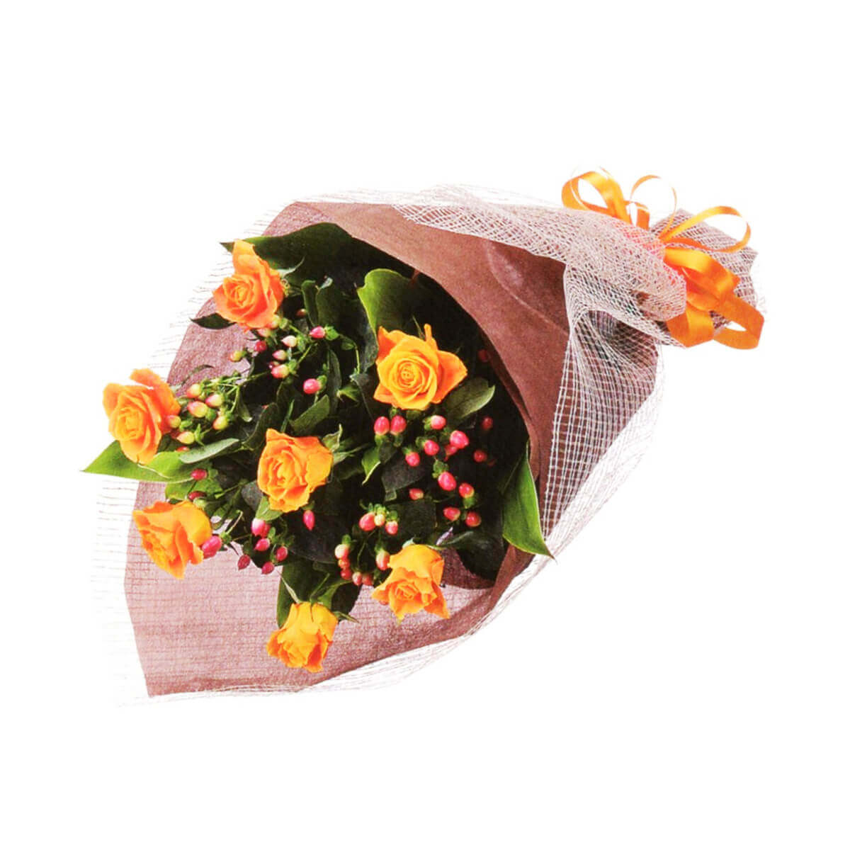 花はるのプレゼント用花束11