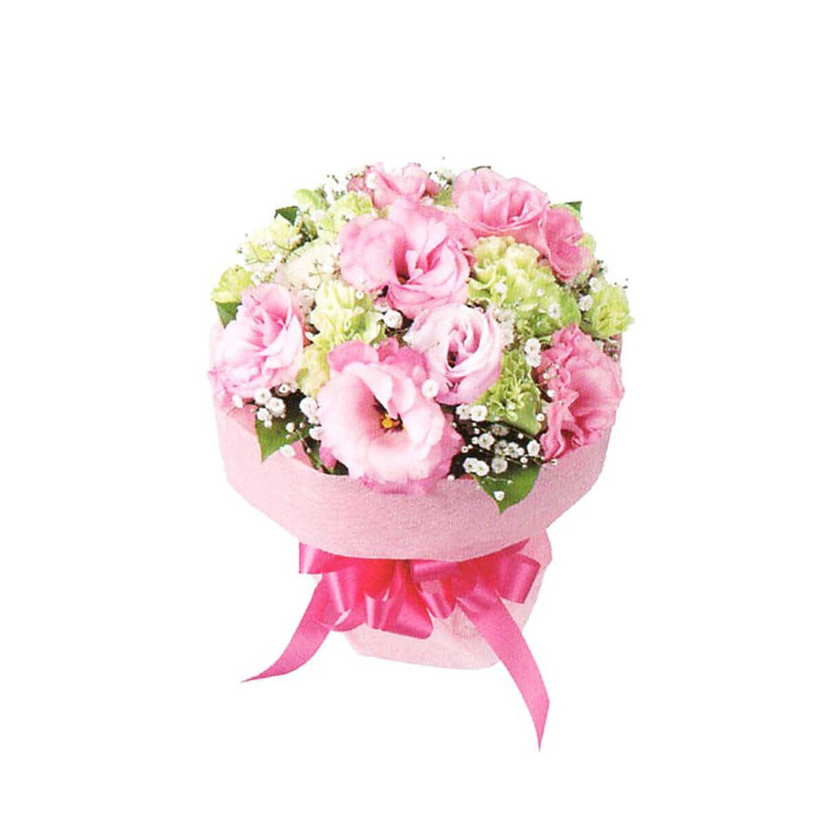花はるのプレゼント用花束8